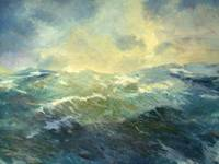 Storms at Sea I