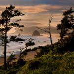 """The Shores of Cannon Beach"" by pbk"
