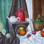 """Still Life 2"" by Vivana"