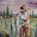 """""""Mending Hands"""" by UngerArt"""