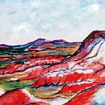 """Painted Desert, Arizona"" by eacolors"
