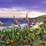 """Laguna Niguel Garden"" by DavidLloydGlover"