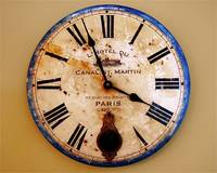 Old french clock