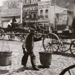 """""Chinaman"" Carrying Products c1860 San Francisco"" by worldwidearchive"