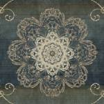 """Arabesque Blue"" by MoonDreams"