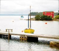 ~Charming Nova Scotia color~