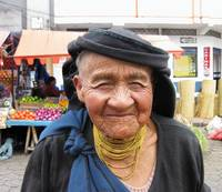 Andes Woman