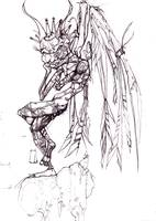 Fallen Angel 2. the Sulker