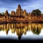 """The Bayon Reflection"" by TourismPicks"