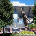 """Arthur Ashe Stadium"" by trystran"