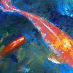 """Koi Fish"" by mazz"