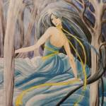 """Luthien dancing"" by margherita_art"