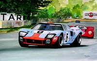 Ford GT 40 LeMans 1969