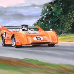 """Denny Hulme  Can Am"" by pressman"