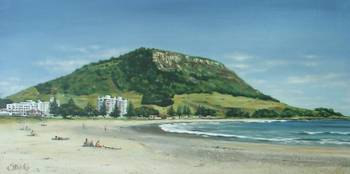Main Beach, Mt. Maunganui 070507