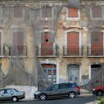 """abandoned building Lisbon"" by hugobaptista"