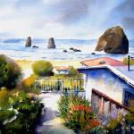 """Cannon Beach"" by martigreen"