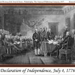 """Declaration Of Independence, July 4, 1776"" by rmeslinger"