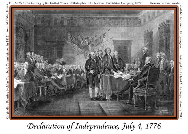 1762 1776 declaration of independence Deputy attorney general to county sussex 1756 admitted to bar of pennsylvania supreme court, appointed clerk of the assembly of delaware, 1757 member of delaware assembly, 1762-79 delegate to the stamp act congress, 1765 collector of customs and commissioner of revenue at new castle, 1771 delegate to the continental.