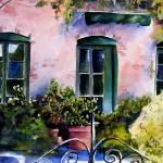 """Maison Fleurie"" by martigreen"