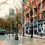 """Pioneer Square"" by martigreen"