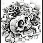 """Diamond Skull"" by Willemxsm"