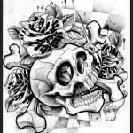 """Diamond Skull"" by Willemxsm"