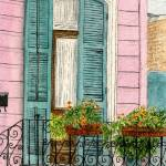 """New Orleans Door"" by mozache"
