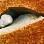 """Rusty Colored Rocks"" by jennifercahoon"