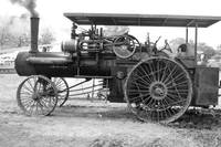 Antique Traction Engine