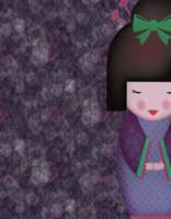 Little Geisha Purple