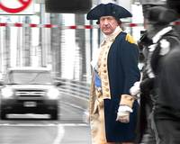 Washington Crossing........the Street