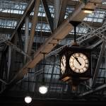 """Glasgow Central Clock"" by MalcNewell"