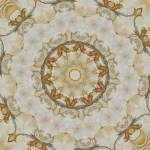 """Golden Yellow shabby Chic french country Rosette"" by HeidiVaught"