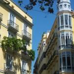 """""""Valencian Street"""" by kristensteinfineart"""