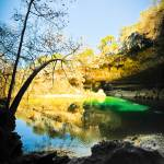 """hamilton pool February-1-10 logo"" by JThomasDukePhotography"