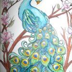 """""""Peacock"""" by KrissieMarie"""