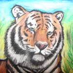 """""""Tiger"""" by KrissieMarie"""