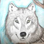 """""""Wolf"""" by KrissieMarie"""
