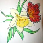 """Daffodil"" by KrissieMarie"