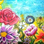 """""""Flowers"""" by KrissieMarie"""