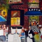"""""""CAFE"""" by Dalgisart"""