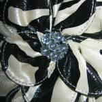 """Zebra print blossom"" by MariaK"