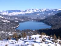 Donner Lake Overview
