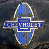 Old Chevrolet logo