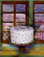 Cake and Lavender