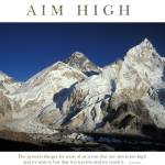 """aim-high_everest3"" by adventureart"