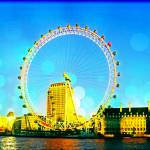 """I See London Fine Art Photograph"" by FarnumInkStudio"