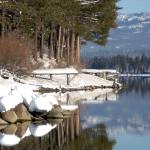 """Donner Lake shore #1"" by MBlacksPhotoExpressions"