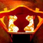 """""""Orange Chair"""" by HappyStreetPhotoArt"""